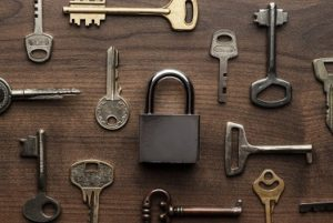 Locksmith Atlanta Various Keys and Locks