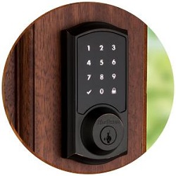 New Door Keycode Locks