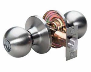Lock On Knob