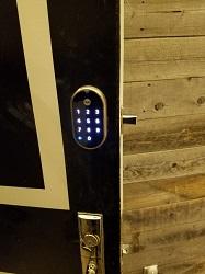 Lock Passcode On Door