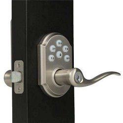 Lock With Passcode